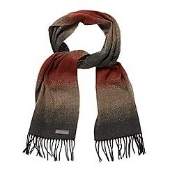 RJR.John Rocha - Designer grey graduated scarf