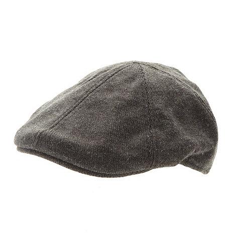 Jeff Banks - Designer grey flat cap