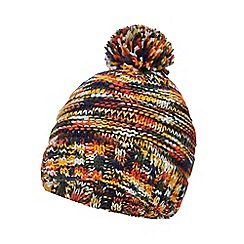Mantaray - Multi-coloured space dye bobble hat