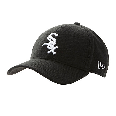 Yankee - Black knitted +Sox+ baseball cap