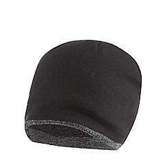 Maine New England - Black thermal beanie hat