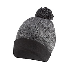 Maine New England - Grey thermal bobble hat
