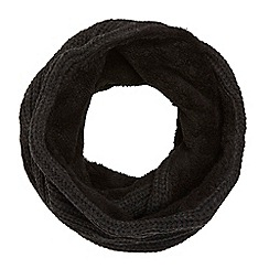 Mantaray - Dark grey Borg lined snood