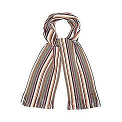 Mantaray - Multi-coloured stripe scarf