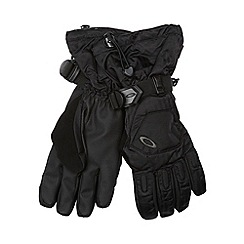 Oakley - Black snow thermal glove