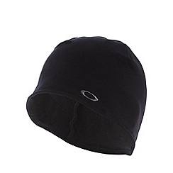 Oakley - Black fleece lined beanie