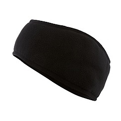 Maine New England - Black Thinsulate  fleece headband