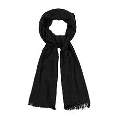 J by Jasper Conran - Designer bright blue woven scarf