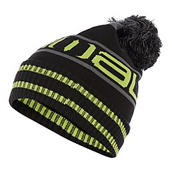Animal - Black branded bobble hat