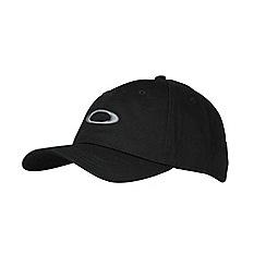 Oakley - Black logo embroidered cap