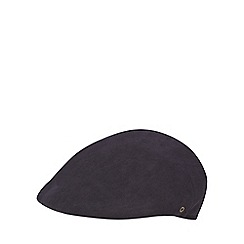 The Collection - Navy flat cap