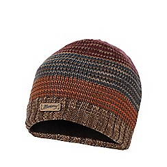 Mantaray - Multi striped beanie hat