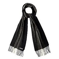 RJR.John Rocha - Grey wool scarf