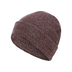Red Herring - Red twisted beanie