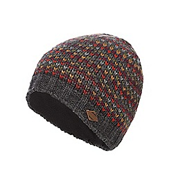 Mantaray - Grey birdseye beanie