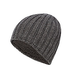 Maine New England - Navy heat insulating beanie hat