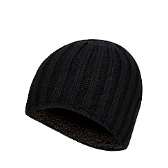 Maine New England - Black heat insulating beanie