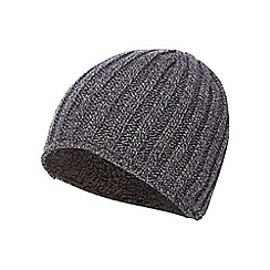 Maine New England - Grey thermal heat insulating beanie