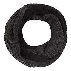 Mantaray - Dark grey borg snood