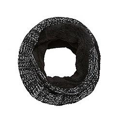 Mantaray - Black borg lined snood