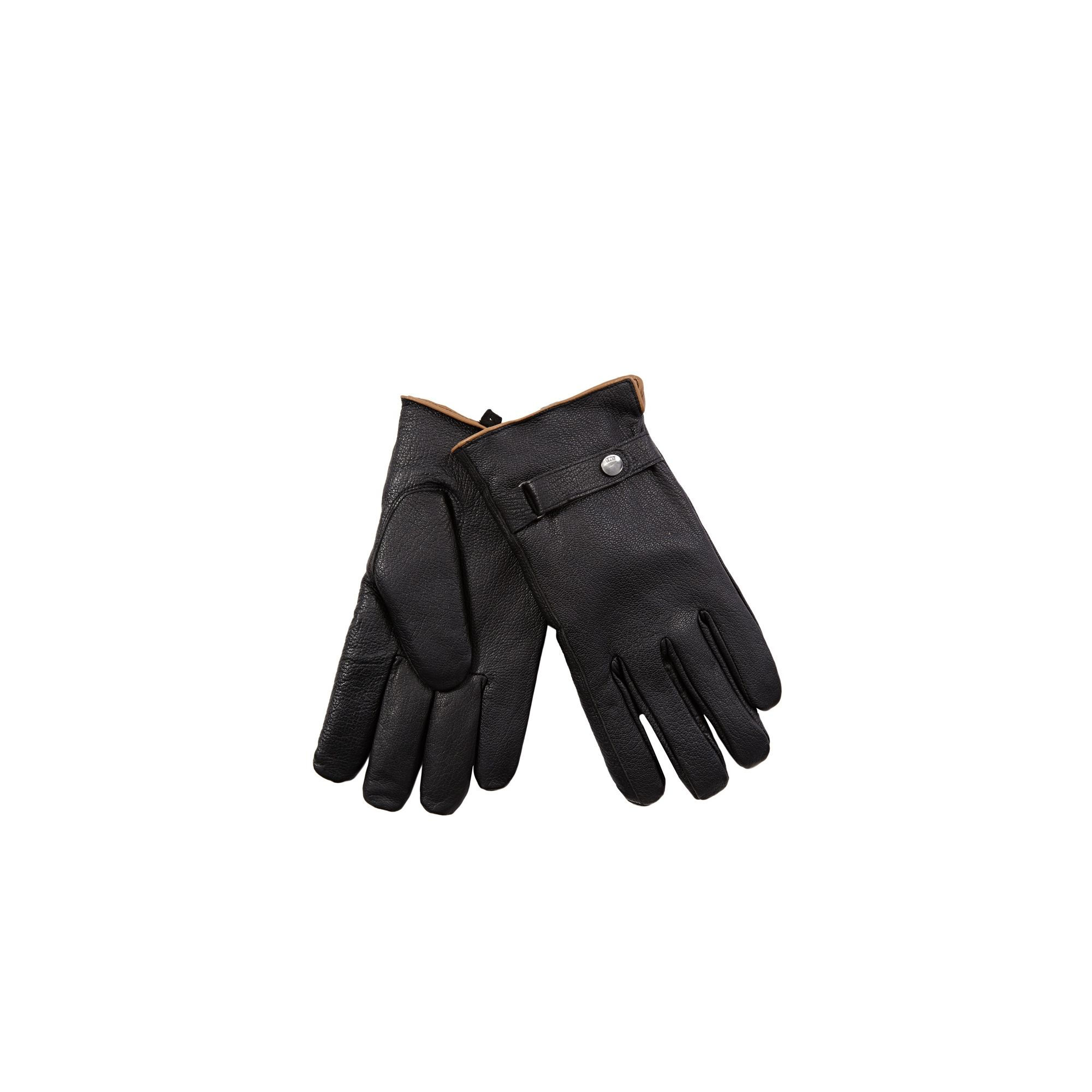 Mens Black Leather Gloves Debenhams - Free delivery on orders over 40 when you add to basket at the top of the page