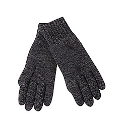 Maine New England - Navy thermal heat insulating gloves