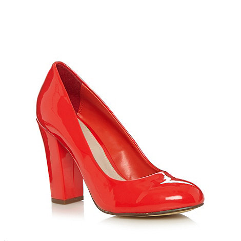 Red Herring - Red block high court shoes