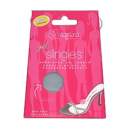 Apara - Apara 'slingies' open-shoe gel insoles