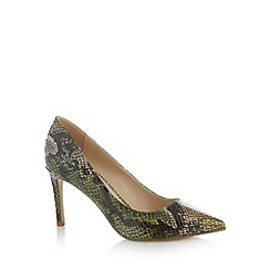 Red Herring - Green snake high court shoes