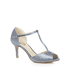 Debut - Lilac studded mid sandals