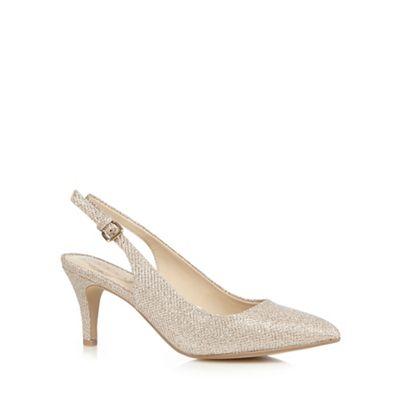 Cerise Pink High Heel Shoes