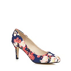 The Collection - Multicoloured floral heels