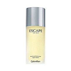 Calvin Klein - Escape for Men Eau De Toilette 50ml