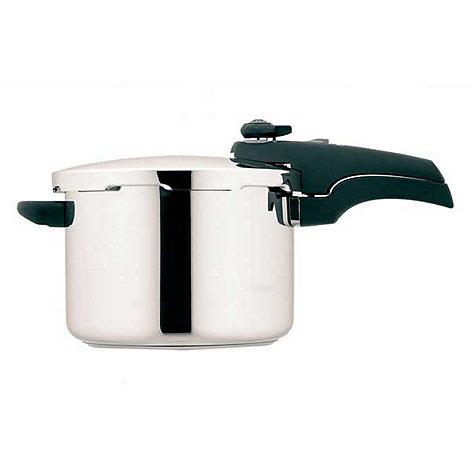 Prestige - Stainless steel 6L pressure cooker