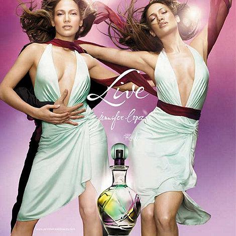 Jennifer Lopez - Live fragrance Eau de Parfum