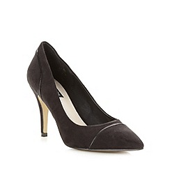 Principles by Ben de Lisi - Designer black pointed high court shoes