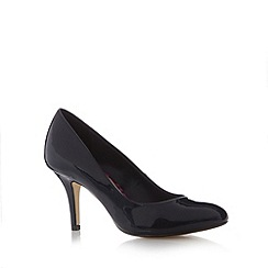 Principles by Ben de Lisi - Designer navy patent high court shoes