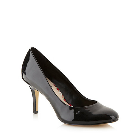 Principles by Ben de Lisi - Designer black patent high court shoes