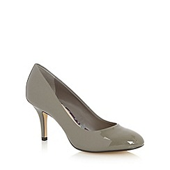 Principles by Ben de Lisi - Designer grey patent high court shoes
