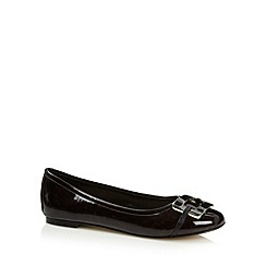 J by Jasper Conran - Designer brown enamel trim pump
