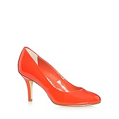 Principles by Ben de Lisi - Designer red patent stiletto court shoes