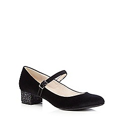 RJR.John Rocha - Black Mary Jane heels