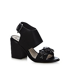 RJR.John Rocha - Black jewel high sandals