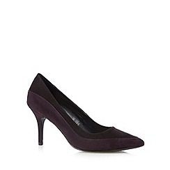 Principles by Ben de Lisi - Designer black two tone high court shoes