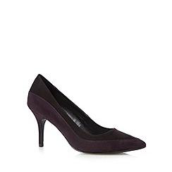 Principles by Ben de Lisi - Designer black two tone high court shoes