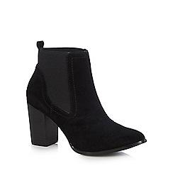 RJR.John Rocha - Black high Chelsea boots