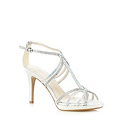 No. 1 Jenny Packham - Silver studded high sandals