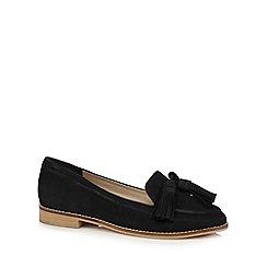 RJR.John Rocha - Black suede loafers