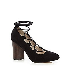 RJR.John Rocha - Black block high heel shoes
