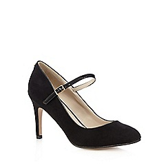 Principles by Ben de Lisi - Black patent high heel shoes